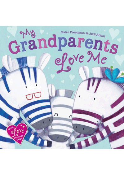 My Grandparents Love Me Cover