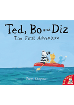 Ted, Bo and Diz - The First Adventure