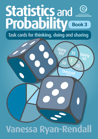 Statistics and Probability Bk 3 Yrs 7-9 Cover