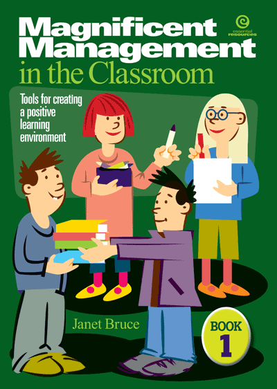 Magnificent Management in the Classroom Bk 1 Cover