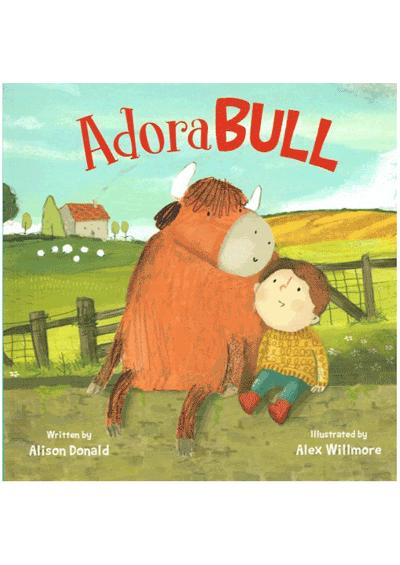Adora Bull Cover