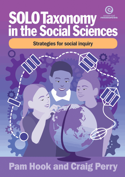 SOLO Taxonomy in the Social Sciences Cover