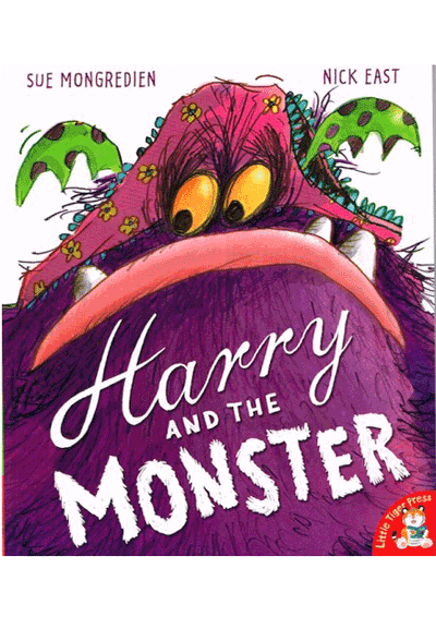 Harry and the Monster Cover