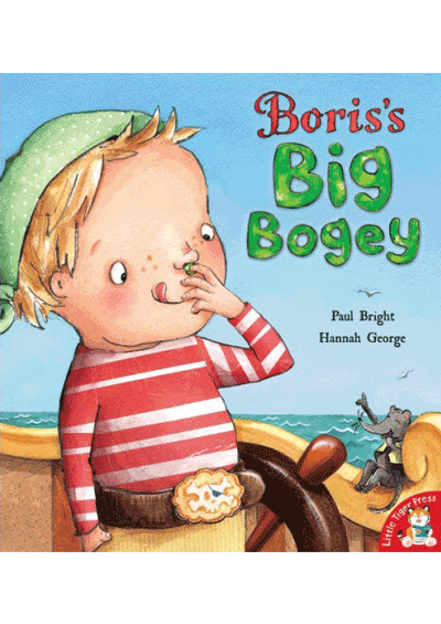 Boris's Big Bogey Cover