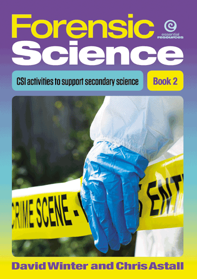 Forensic Science Bk 2 Cover