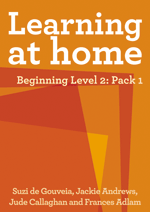 Learning at Home – Beginning Level 2: Pack 1