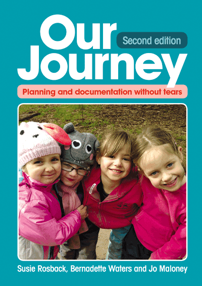 Our Journey - Second edition Cover