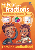 Take the Fear Out of Fractions - Book 2