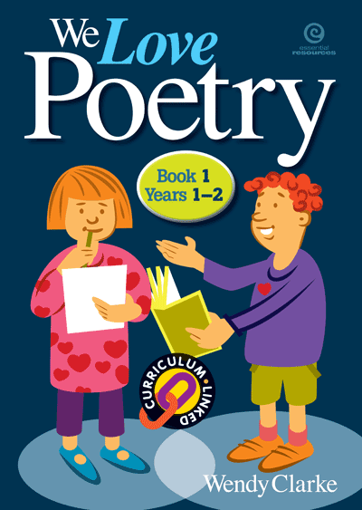 We Love Poetry Bk 1 Yrs 1-2 Cover