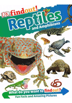DK Findout - Reptiles