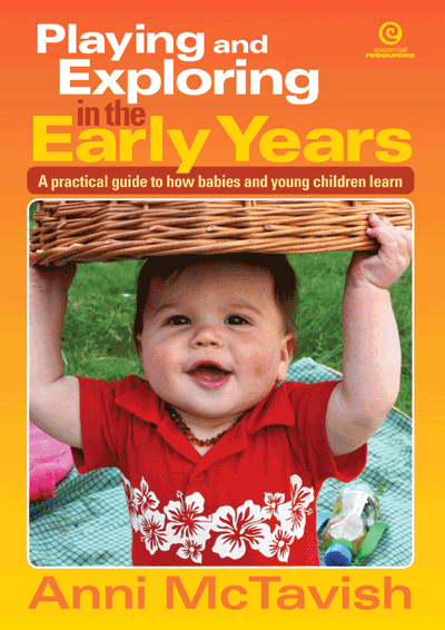 Playing and Exploring in the Early Years Cover