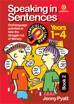 Speaking in Sentences Bk 2 (Ys 1-4)