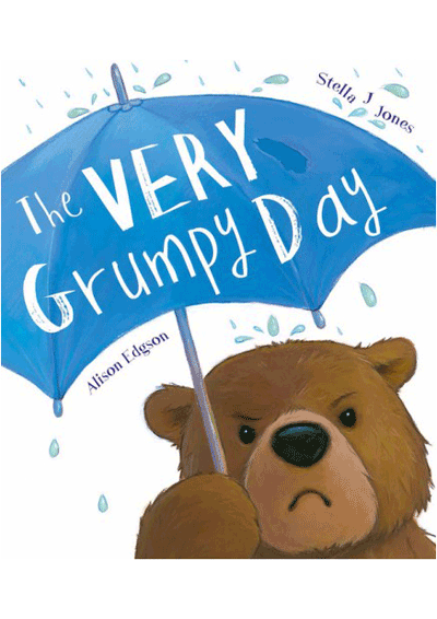 The Very Grumpy Day Cover