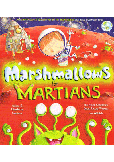 Marshmallows for Martians Cover