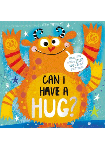 Can I Have a Hug Cover
