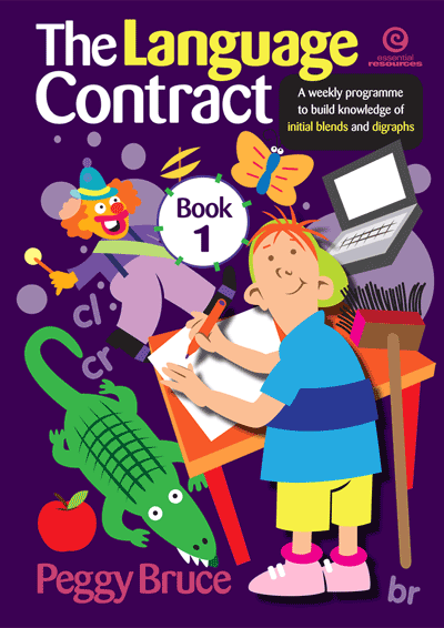 The Language Contract Bk 1 Cover
