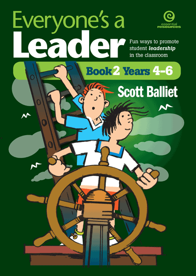 Everyone's a Leader Bk 2 Cover