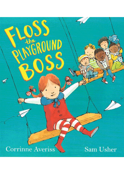 Floss the Playground Boss Cover