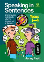 Speaking in Sentences Bk 1 (Ys 1-4)