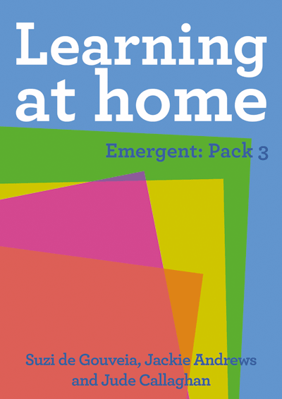 Learning at Home – Emergent: Pack 3 Cover