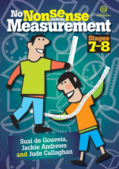 No Nonsense Measurement: Stages 7-8 Cover