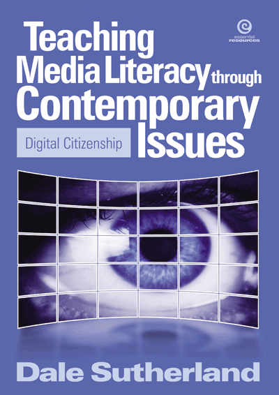 Teaching Media Literacy through Contemporary Issues Cover