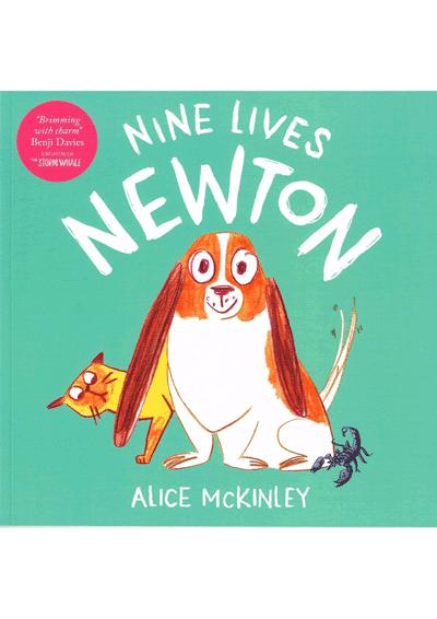 Nine Lives Newton Cover