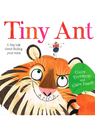 Tiny Ant Cover