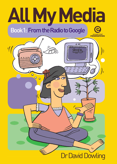 All My Media Bk 1: From the Radio to Google Cover