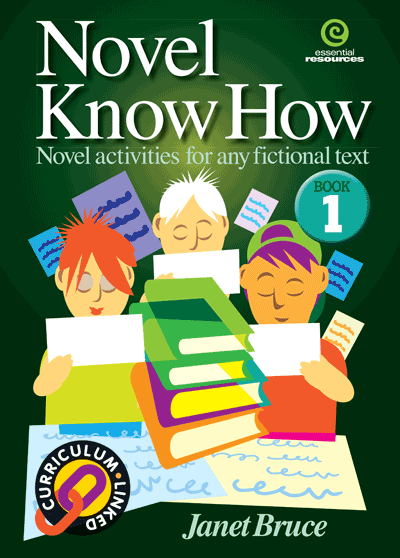 Novel Know How Bk 1 Cover