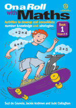 On a Roll with Maths Stages 2-3 Bk 1
