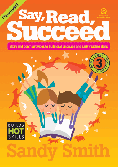 Say Read Succeed - Revised Bk 3 Cover