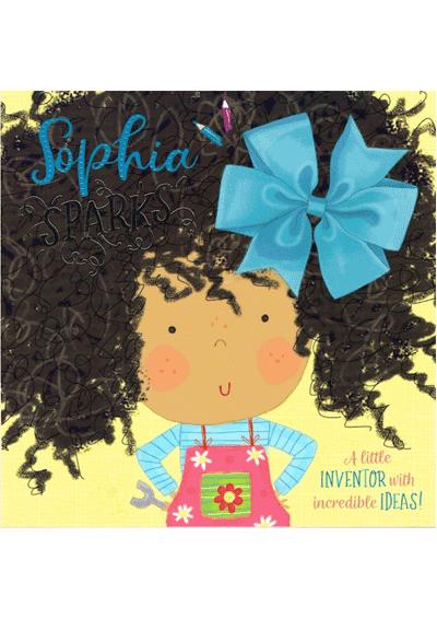 Sophia Sparks Cover