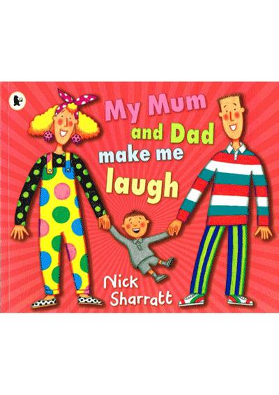 My Mum & Dad Make me Laugh Cover