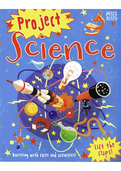 Projects - Science Cover