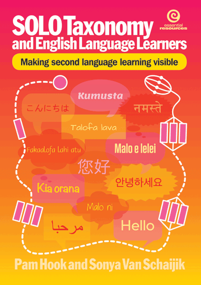 SOLO Taxonomy and English Language Learners Cover