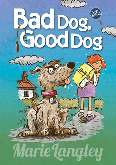 Bad Dog, Good Dog Cover