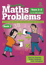 No Nonsense Maths Problems for Older Students Bk 1