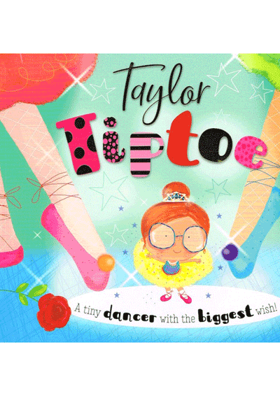 Taylor Tiptoe Cover