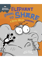 Behaviour Matters! Elephant learns to share