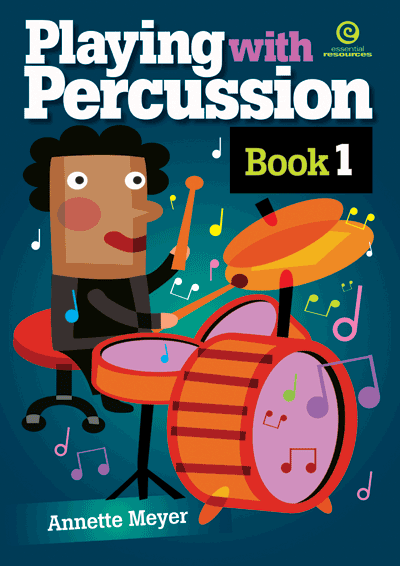 Playing with Percussion Bk 1 Cover