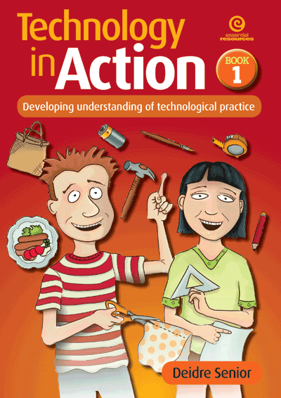 Technology in Action Bk 1 Cover