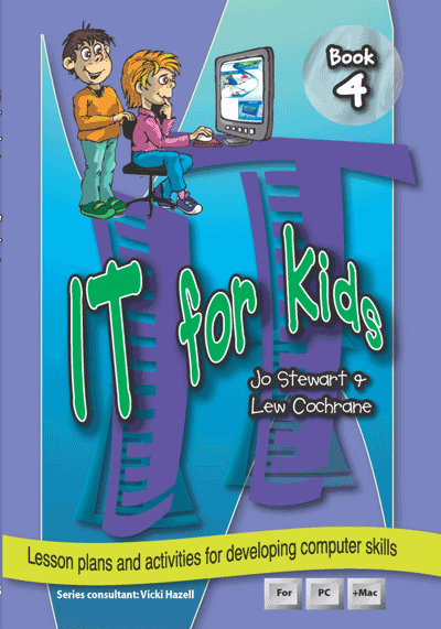 IT for Kids: Book 4 Cover