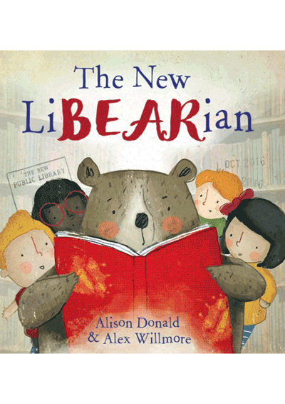 The New LiBearian Cover
