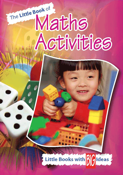 The Little Book of Maths Activities Cover