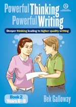 Powerful Thinking, Powerful Writing Bk 2 Yrs 5-8
