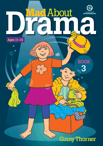 Mad About Drama: Bk 3 Cover