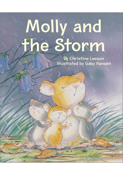 Molly and the Storm Cover