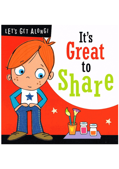Let's Get Along - Share Cover