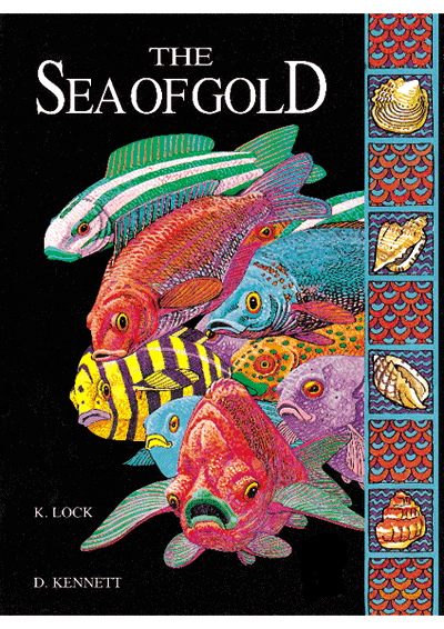 The Sea of Gold (pb) Cover
